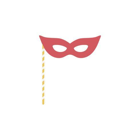 Abbildung des Maskensymbols