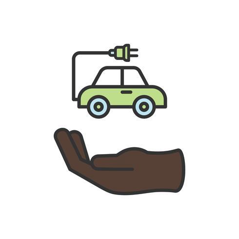 Illustratie van milieuvector