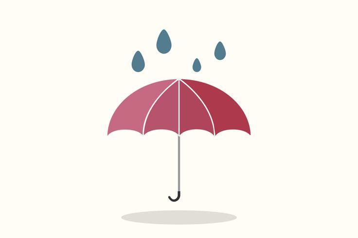 Illustratie van bescherming pictogram