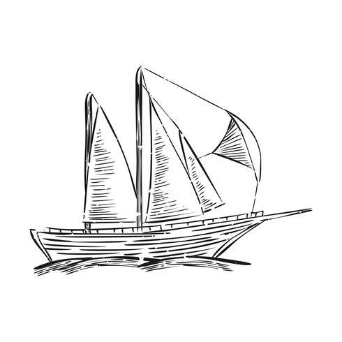 Abbildung des Sommer- und Strandgegenstandes