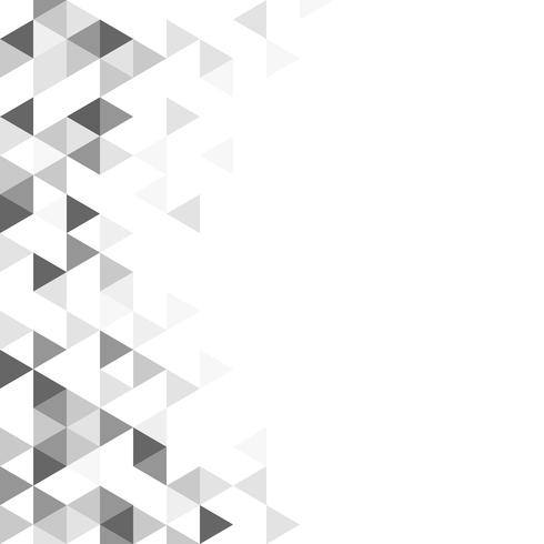 Illustrazione del modello triangolo geometrico