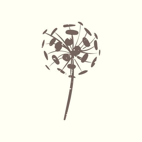 Illustratie van plant