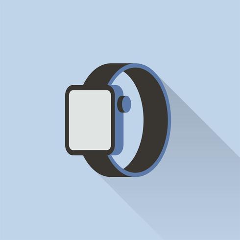 Illustration de smartwatch