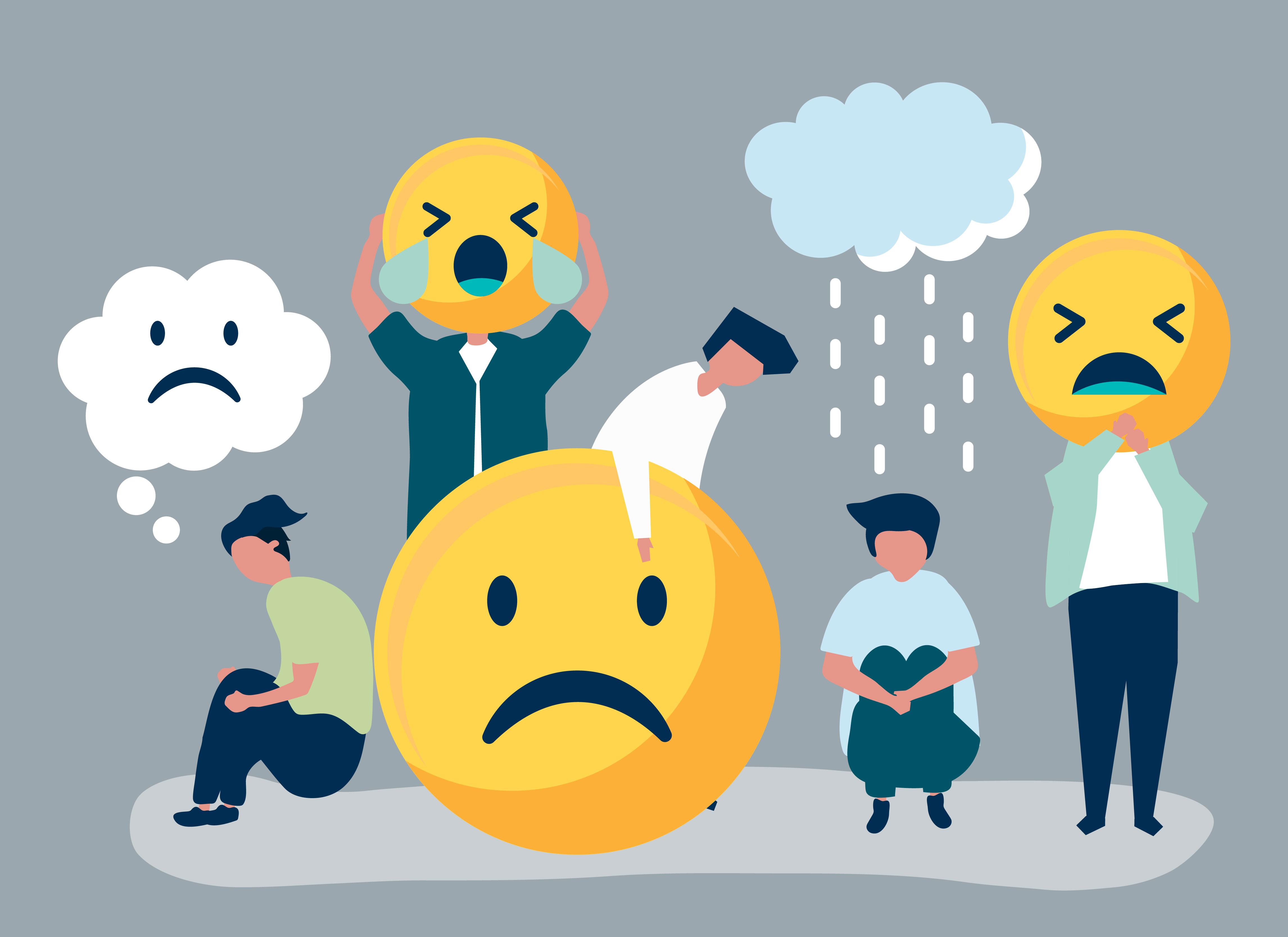 Cum invatam copilul sa-si gestioneze emotiile negative?   Jucarii vorbarete