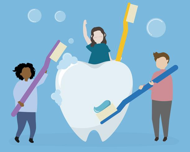 Hygiène dentaire et soins de santé