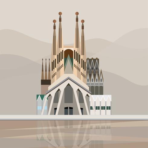 Ilustração da Sagrada Família