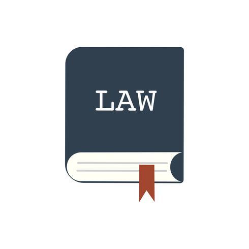 Grafische Abbildung des blauen Gesetzbuches