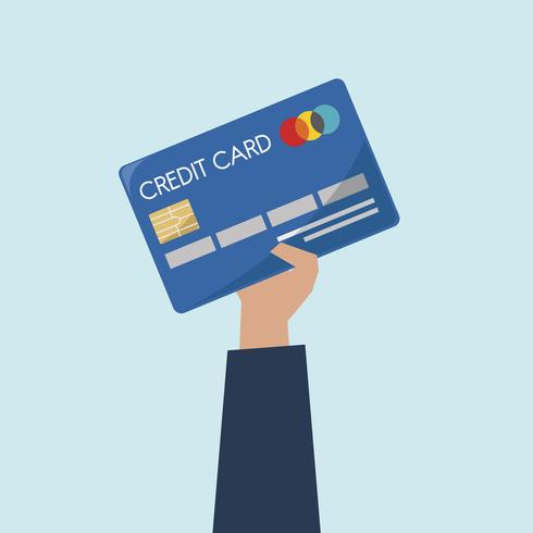 Pagamentos com cartão de crédito