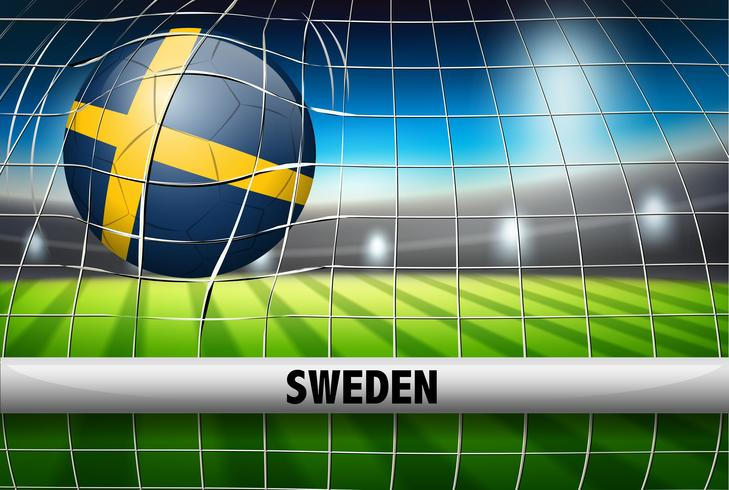 Coupe du monde de football en Suède