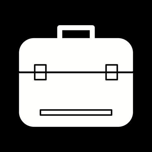 icona di breifcase vettoriale