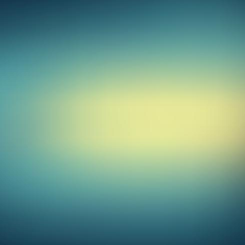 Blurred gradient background vector