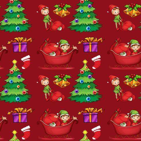Envoltura de navidad