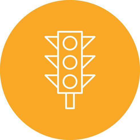 Icona del segnale vettoriale