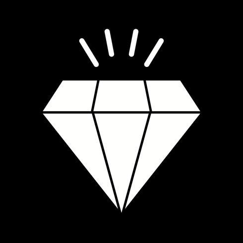 vector diamond icon