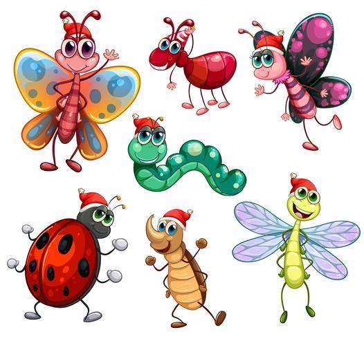 Criaturas segmentadas