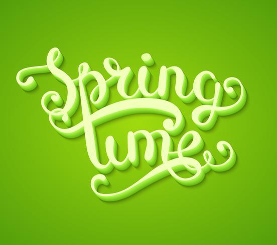 Tempo de primavera