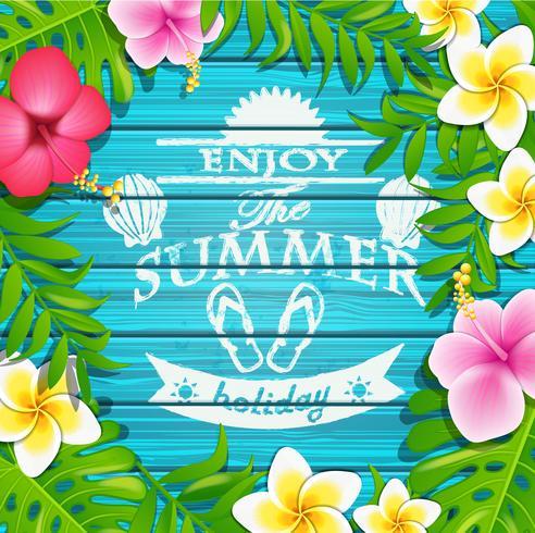 Enjoy the summer holiday.