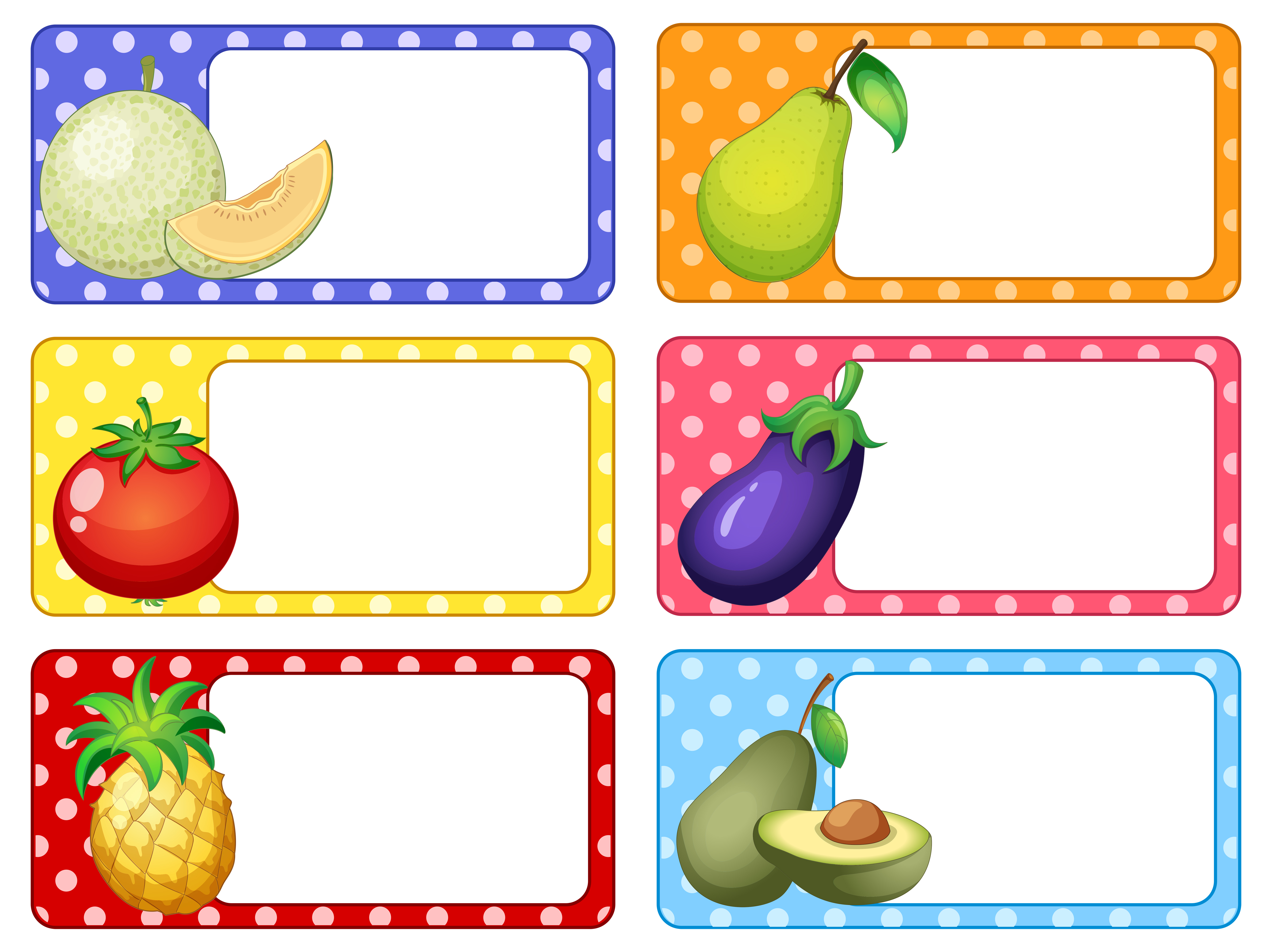Fruits And Vegetables Logo Free Vector Art 106 Free Downloads