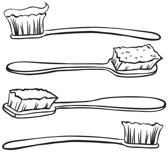 Escovas de dentes