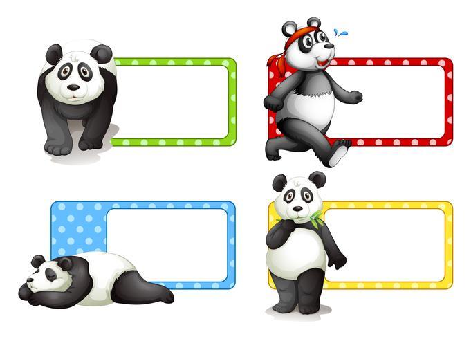 Etikettengestaltung mit Pandas
