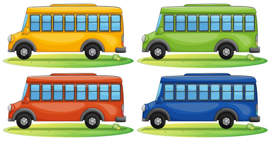 Schoolbussen