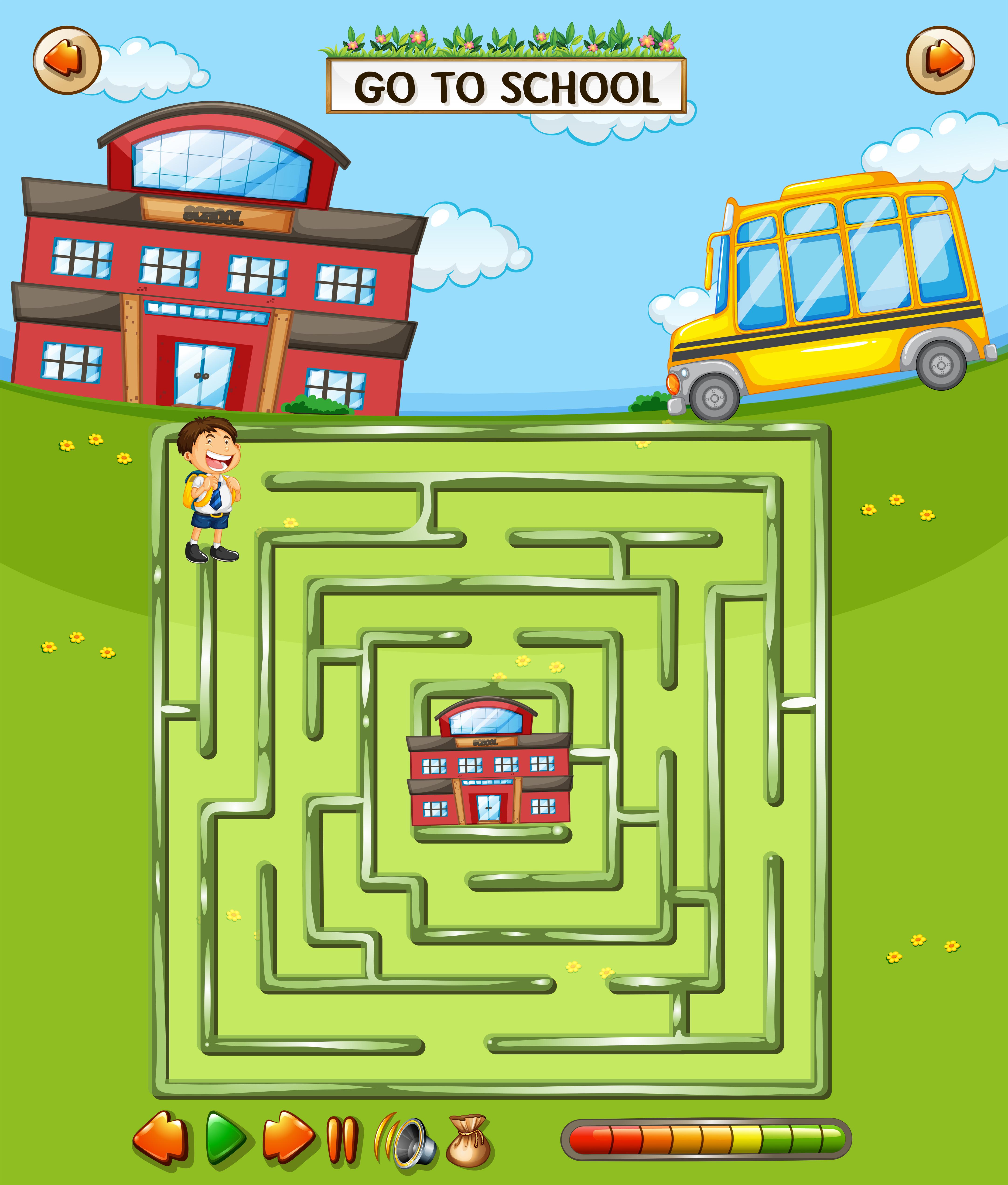 free maze games no download