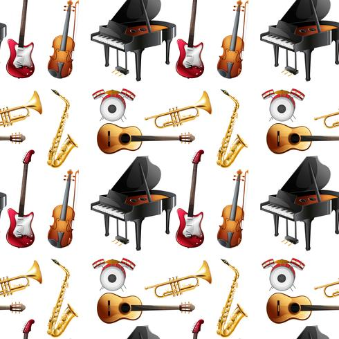 Seamless instrument