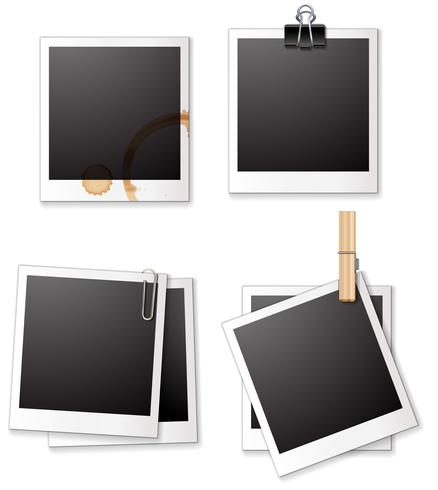 cornici polaroid