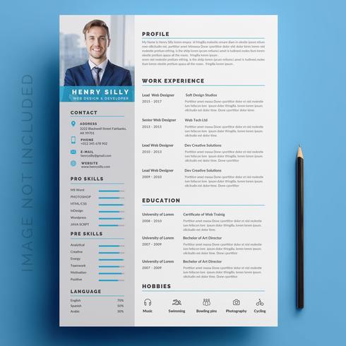 CV vecteur