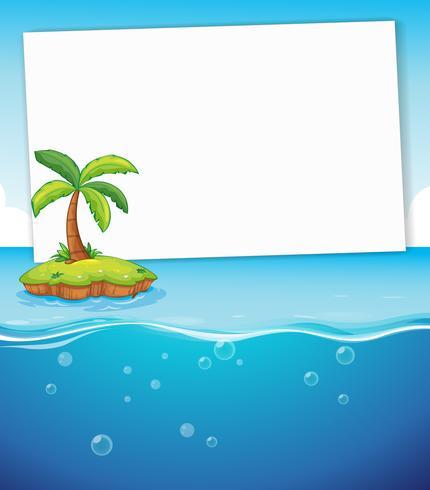 Oceano e segno