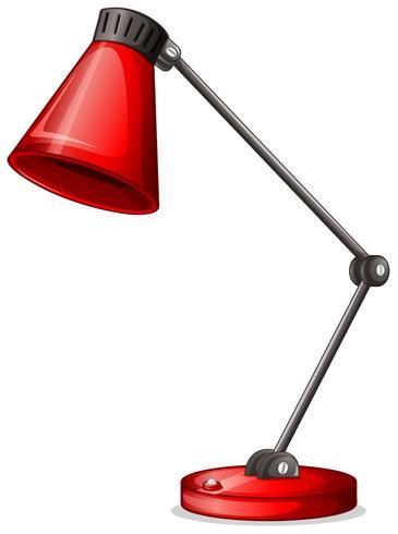 Una pantalla de escritorio roja.
