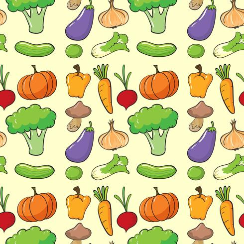 en grönsaker vektor