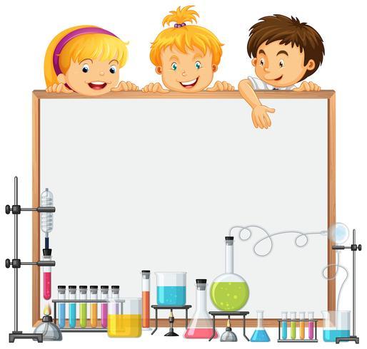 Science Class och Whiteboard