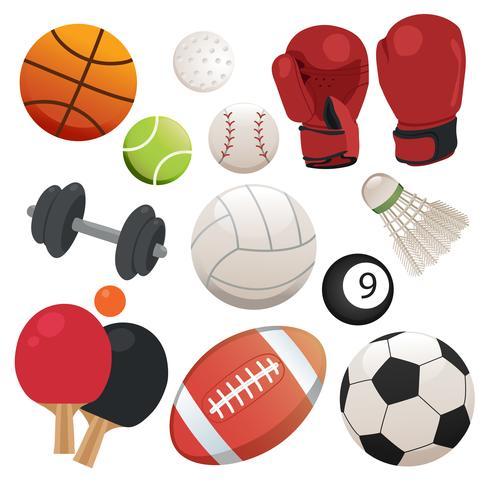 diseño vectorial de deporte