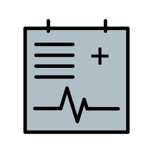 Vector medische grafiek pictogram
