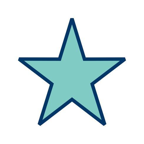 Vector Star Icon