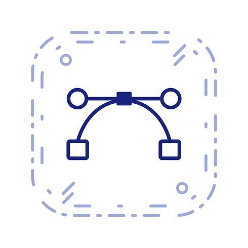 Vector pictogram vectorillustratie