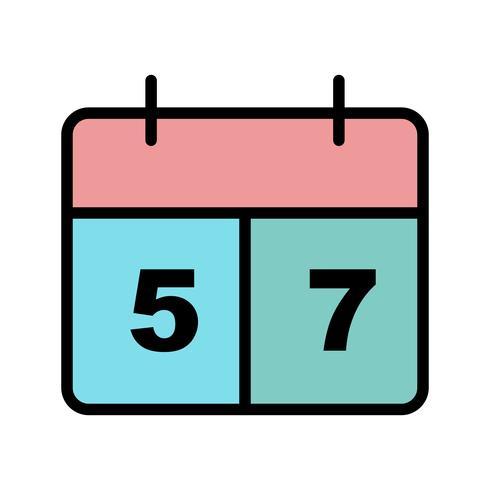Scoreboard Icon Ilustração Vetor