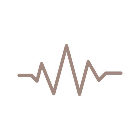 Sound Beats Icon Vector Illustration