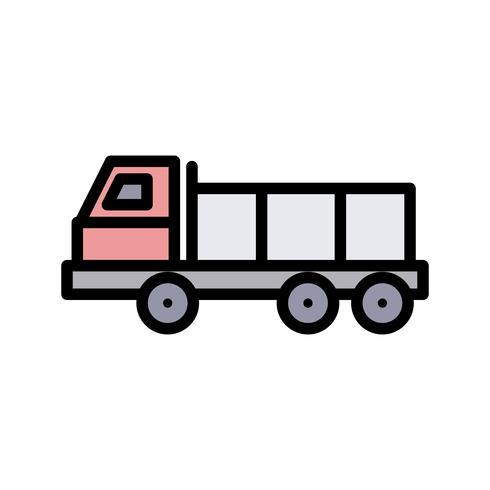 Vektor Dumper Icon