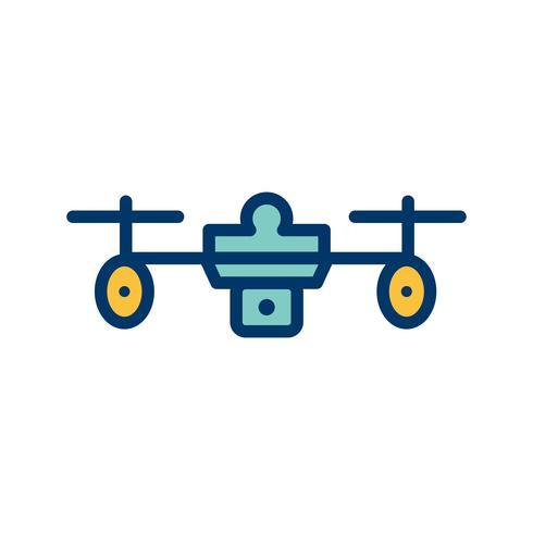 Vector Drone Icon