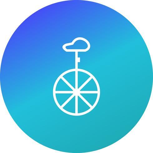 Vektor Unicycle Icon
