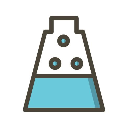 Vector Experiment Icon