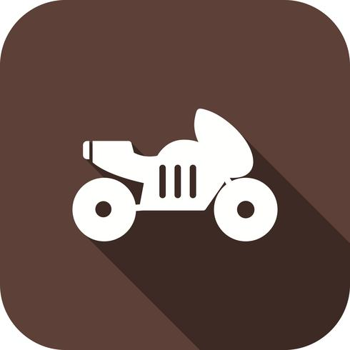 Vector icono de bicicleta