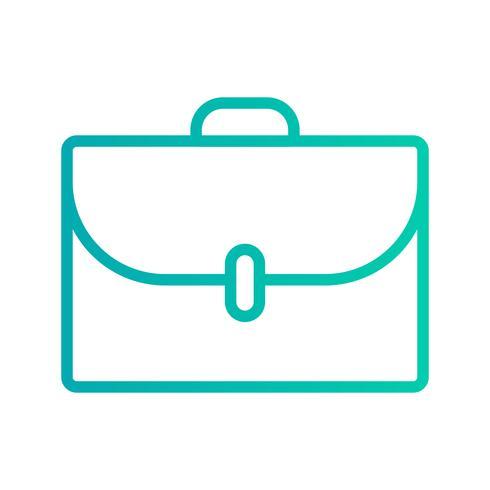 Vector Briefcase Icon