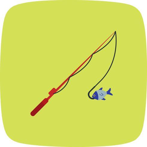 Fishing Icon Vector Illustration