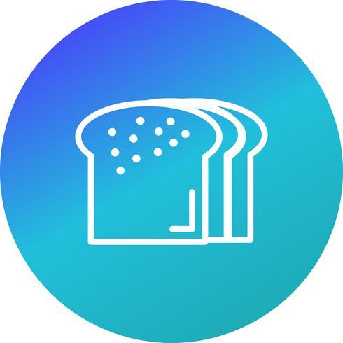 Vector Bread Icon