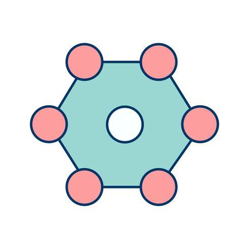 Vector icono de estructura