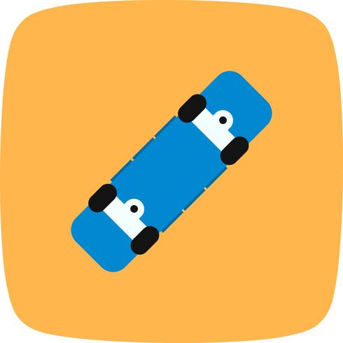 Vektor Skate Board Symbol