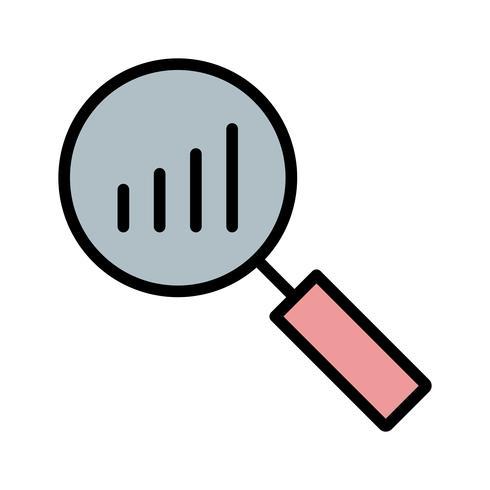 Vektoranalyse-Symbol vektor